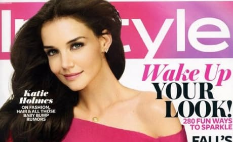 Katie Holmes, In Style