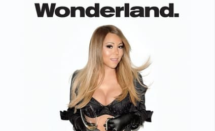 Mariah Carey Strips Down for Terry Richardson