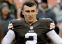 Johnny Manziel: SUSPENDED By NFL For Drug Use!