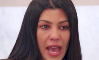 Kourtney Kardashian DESTROYS Kim and Khloe on Twitter After KUWTK Premiere!