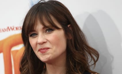 Zooey Deschanel: Pregnant with Baby #2!