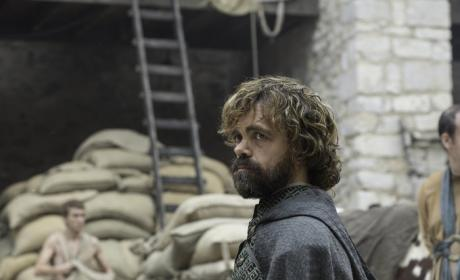 Game of Thrones Season 6 Episode 8 Photos: Tyrion Looks Troubled