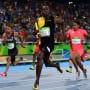 Usain Bolting