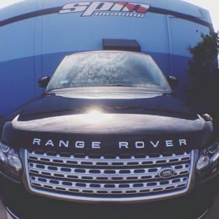 Kylie Jenner Range Rover