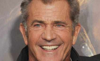 Mel Gibson: Drunk at Whole Foods With Fork in Mouth!