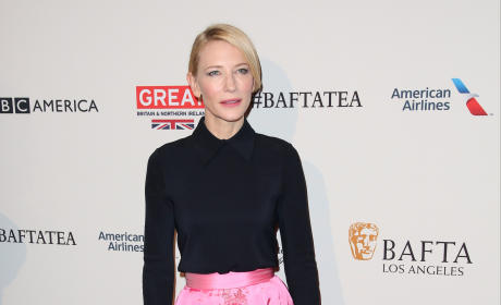 Cate Blanchett: 2016 BAFTA Los Angeles Awards Season Tea