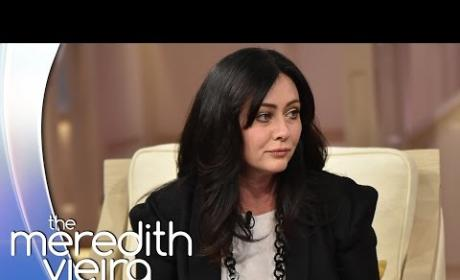 Shannen Doherty Speaks on Tori Spelling