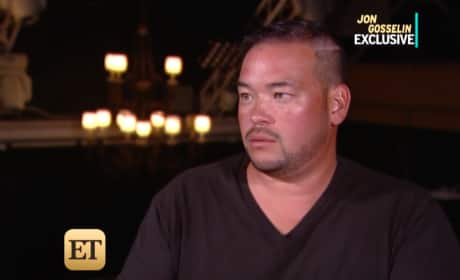 Jon Gosselin on ET