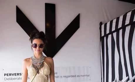 Kendall Jenner Coachella 2016