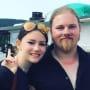 Rain Brown and Noah Brown in Alaska