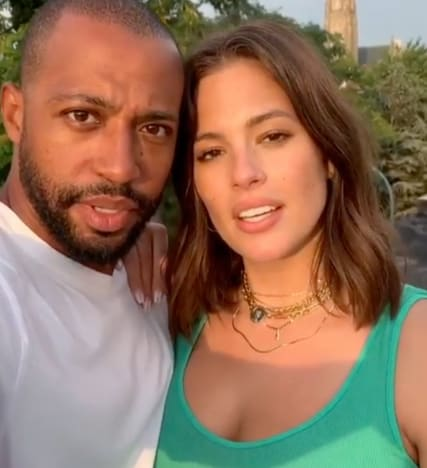 Ashley Graham Pregnant With First Child The Hollywood Gossip