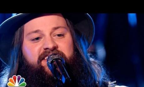 "Cole Vosbury: ""To Be with You"" - The Voice"
