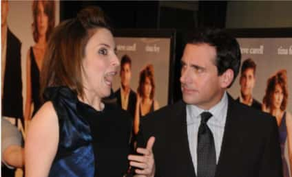 Tina Fey and Steve Carell Lead Date Night Premiere Pics