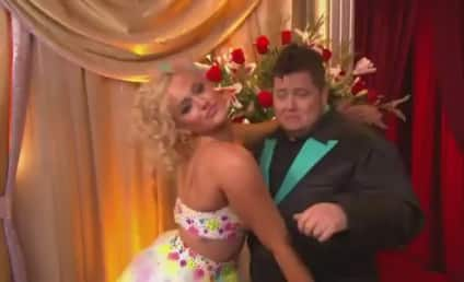 Chaz Bono Shakes Dat Thang on Dancing With the Stars