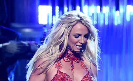 Britney Spears: On Stage At The 2016 Billboard Music Awards