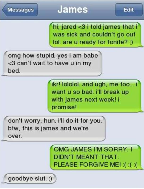 Jared, James ...