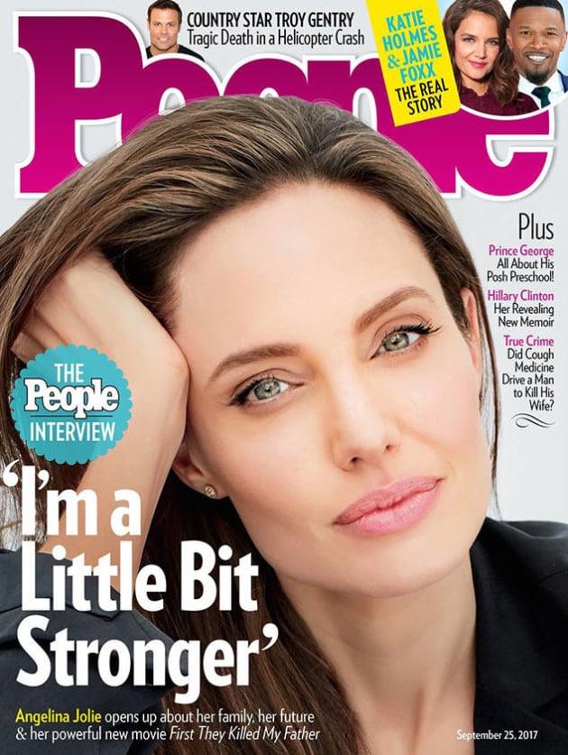 Angelina Jolie People Pic