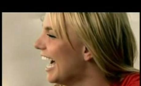 Britney Spears: For the Record Promo
