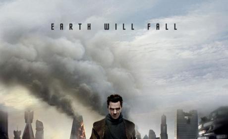 Star Trek Into Darkness Benedict Cumberbatch Poster