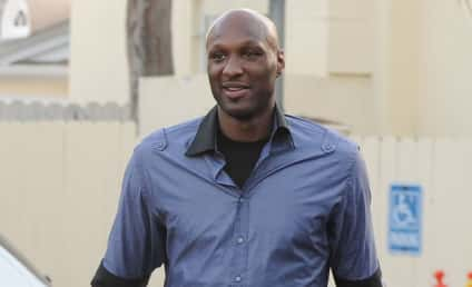 Lamar Odom Hires Kris Jenner as Manager