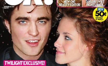 Fictional Wedding Bells on the Way for Robert Pattinson and Kristen Stewart!