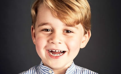 Prince George Birthday Portrait: Released, Quite Possibly the Cutest Thing in History
