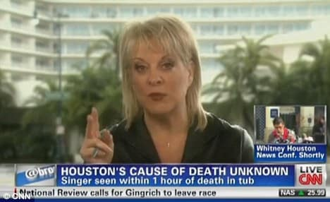 Nancy Grace on CNN