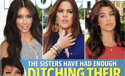 """Kris Jenner Slams, Promotes Tabloid Label of """"Monster Mom"""""""