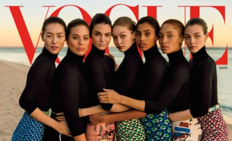 Women Rule Vogue Cover