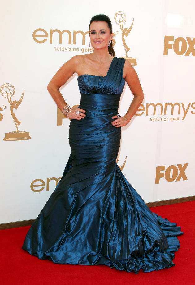 Kyle Richards at the Emmys