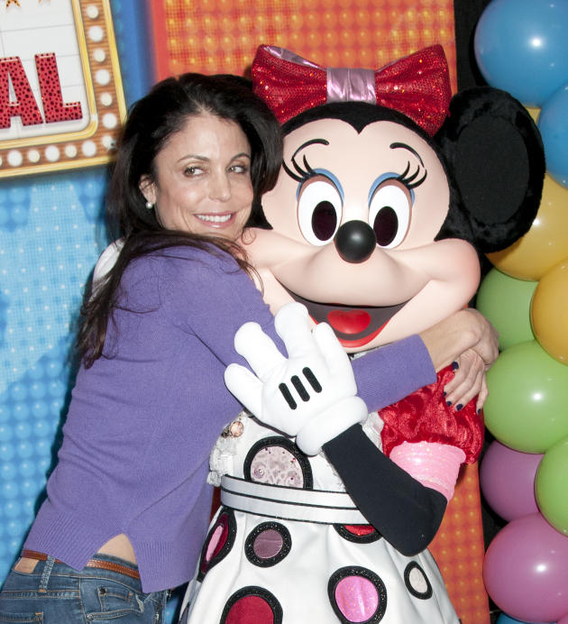 Bethenny Frankel and Minnie
