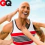 Dwayne Johnson GQ Photo