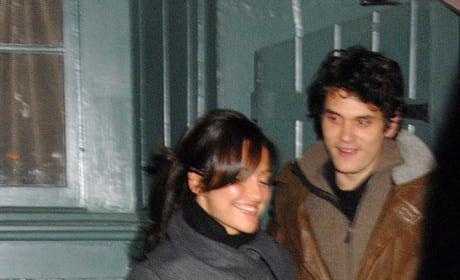 John Mayer, Minka Kelly