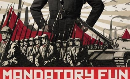 Weird Al Yankovic Scores His First Number One Album With Mandatory Fun!