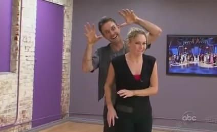 David Arquette on Dancing With the Stars Run: A Life-Changing Experience