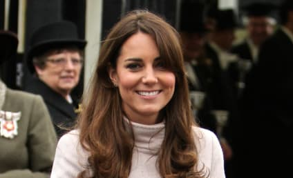 Kate Middleton's New Hair: Let's Hear it For the Curls