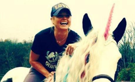 Miranda Lambert Unicorn