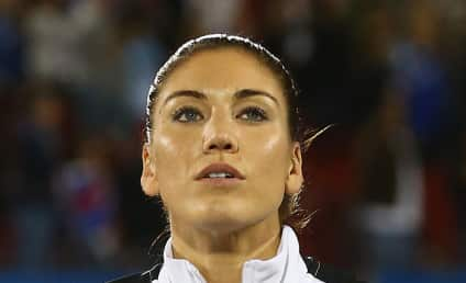 Hope Solo: Suspended By U.S. Women's Soccer!