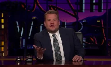 James Corden Sends Prayers to Manchester in Wake of Terrorist Attack