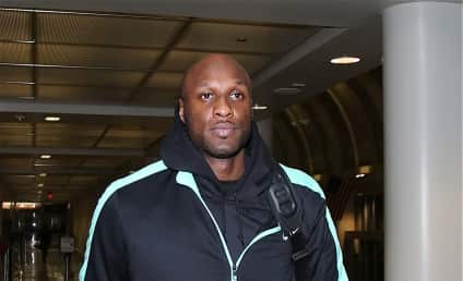 Lamar Odom Will NOT Be Charged With Drug Possession!