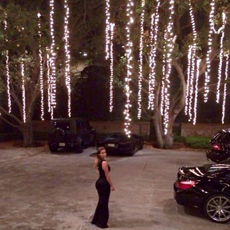 Kim Kardashian, Lamborghini