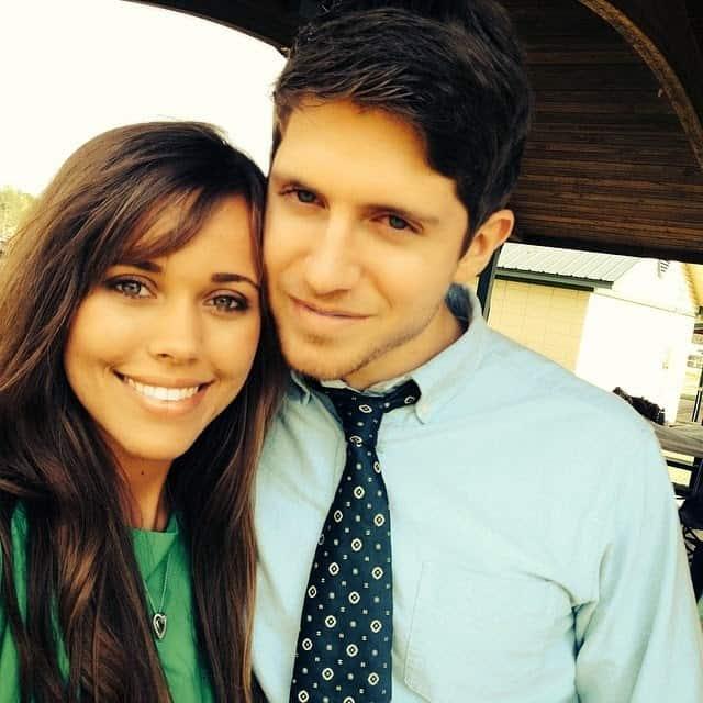 Jessa Duggar and Ben Seewald Picture