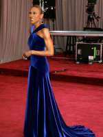 Robin Roberts Oscars Dress