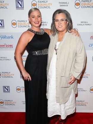 Elizabeth Rooney and Rosie