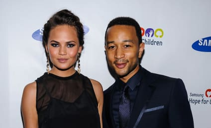 John Legend and Chrissy Teigen: Married!