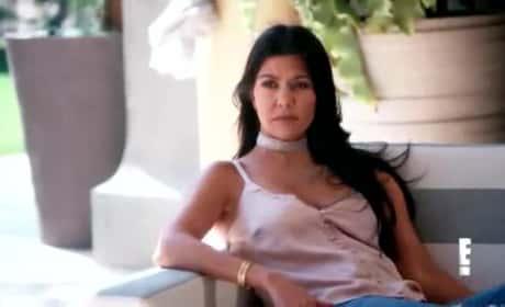 Kim Kardashian to Kourtney Kardashian: Bury the Blac Hatchet!