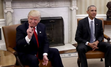 Donald Trump Meets Obama: Did They Shake Hands?