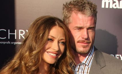 Eric Dane & Rebecca Gayheart: Marriage in Trouble?