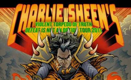 Charlie Sheen: Financially WINNING!
