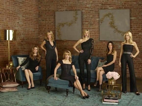 Real Housewives of New York City Season Season 6 Cast